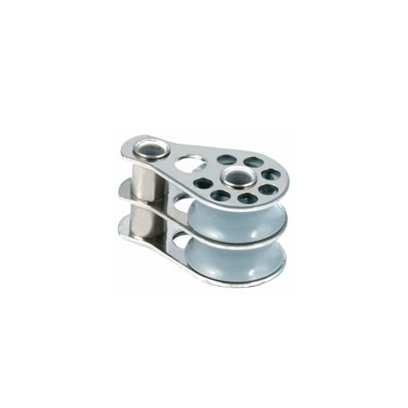 Allen 16mm double  Light weight plain bearing block