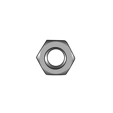 Hexagon full nuts M4 - stainless steel