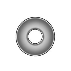Washers M6- stainless steel
