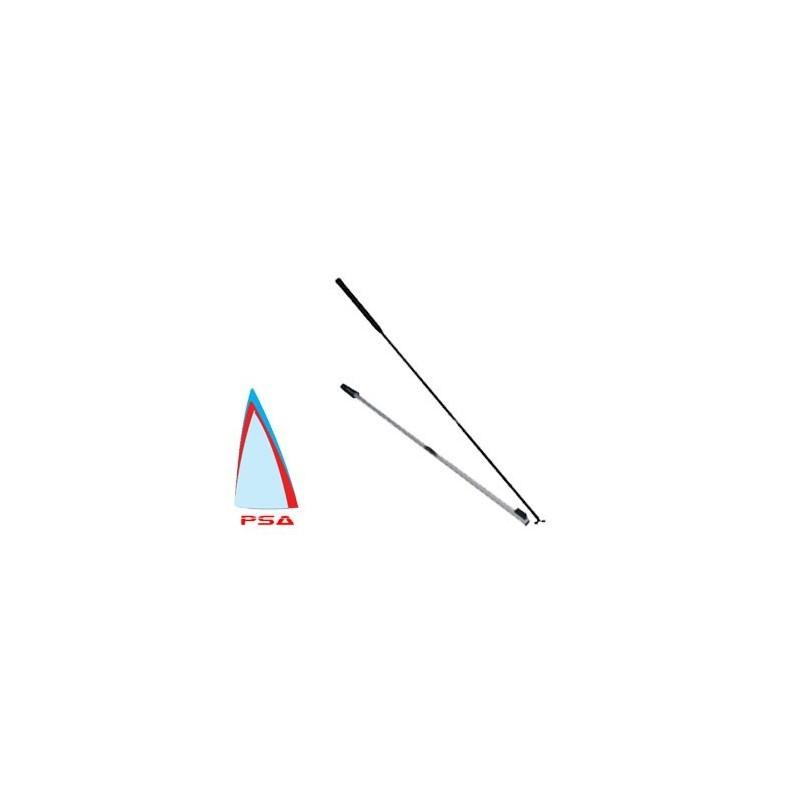 Aloy Deluxe tiller for Laser® including Ronstan extension