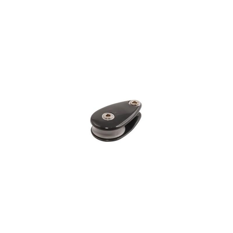 Allen Plain Bearing Block - 29mm single + ingerfield clip.
