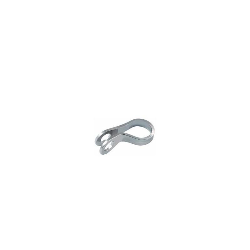Allen Looped s/s lacing eye ('P' clip)