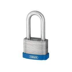Abus Laminated Steel Rock Padlock Keyed