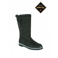 Dubarry Ultima Sailing Boot Black/Grey