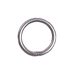 Optiparts Stainless steel rings 15mm