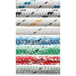Marlow 12mm Marlow 8mm Doublebraid 12 strand braided polyester core