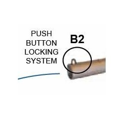 Push Buttom Locking system for Practic-TRD Trolley