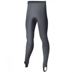 Rooster Pro Brushed Spandex Leggings - Graphite