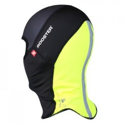 Rooster Aquafleece Balaclava - Flu Yellow