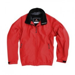 Rooster Crew Jacket (RED)