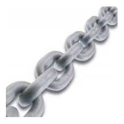 Calibrated Anchor Chain 6mm