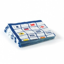 Napkins Signal flags