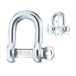 Wichard Shackle  self-locking 4mm