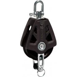 Lewmar Synchro block - single becket 50mm