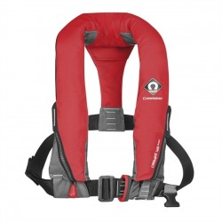 Crewfit 165N Sport Automatic Red with Harness