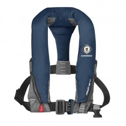 Crewfit 165N Sport Automatic Navy with Harness