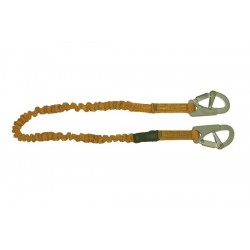 Crewsaver Safety Line Elasticated 2 Hooks