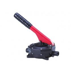 Compact hand bilge pump