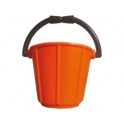 Bucket 100% PVC Black