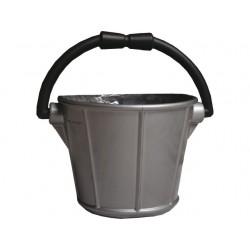 Bucket 100% PVC Orange