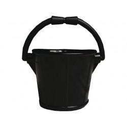 Bucket 100% PVC white