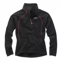 Gill WOMEN'S THERMOGRID ZIP NECK