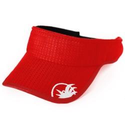 Rooster AeroMesh Visor -  red
