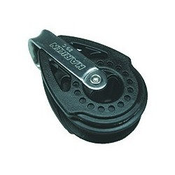 Harken H348 Single Carbo Block Fixed
