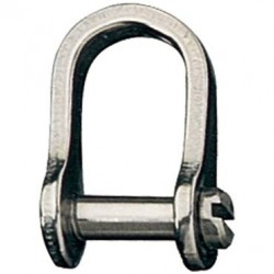 Ronstan STANDARD DEE SHACKLES 4mm