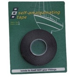 PSP Self-Amalgamating black Tape - 19mm x 5m