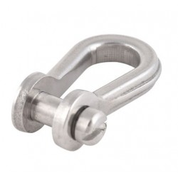 Allen Narrow shackle with 5mm slotted pin