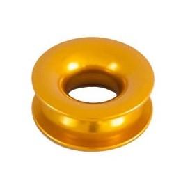 Allen Midi round Aluminium Thimble gold