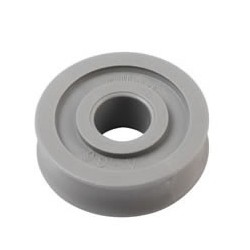 Allen Plain bearing / sheave Acetal Resin