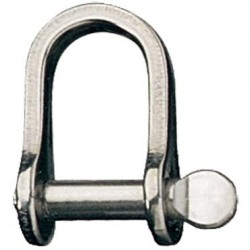 Ronstan STANDARD DEE SHACKLE 3.2mm
