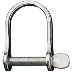 Ronstan WIDE DEE SHACKLE 4.8mm