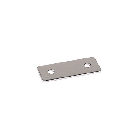 Optiparts Stainless mounting plate