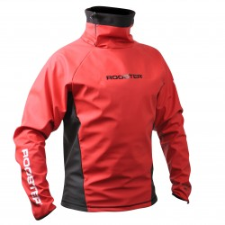 Rooster Red AquaFleece