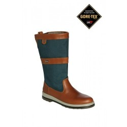Dubarry Shamrock Sailing Boot Mahogany/Dark Navy