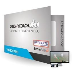 Optiparts Optimist technique video serie