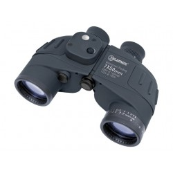 Talamex porroprisma binoculars 7x50 with compass deluxe