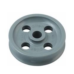 Allen Plain bearing / sheave Acetal Resin 38x12x8mm