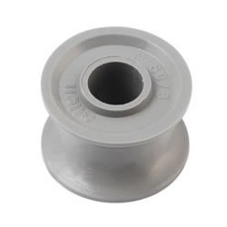 Allen Plain bearing / sheave Acetal Resin 27x6x9mm