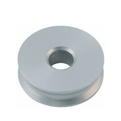 Allen Plain bearing / sheave Aluminium 28X8X8mm