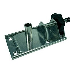 Optiparts Adjustable maststep, racing type with pin