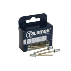 Talamex Monel Rivets prepack 3.2-8.6MM