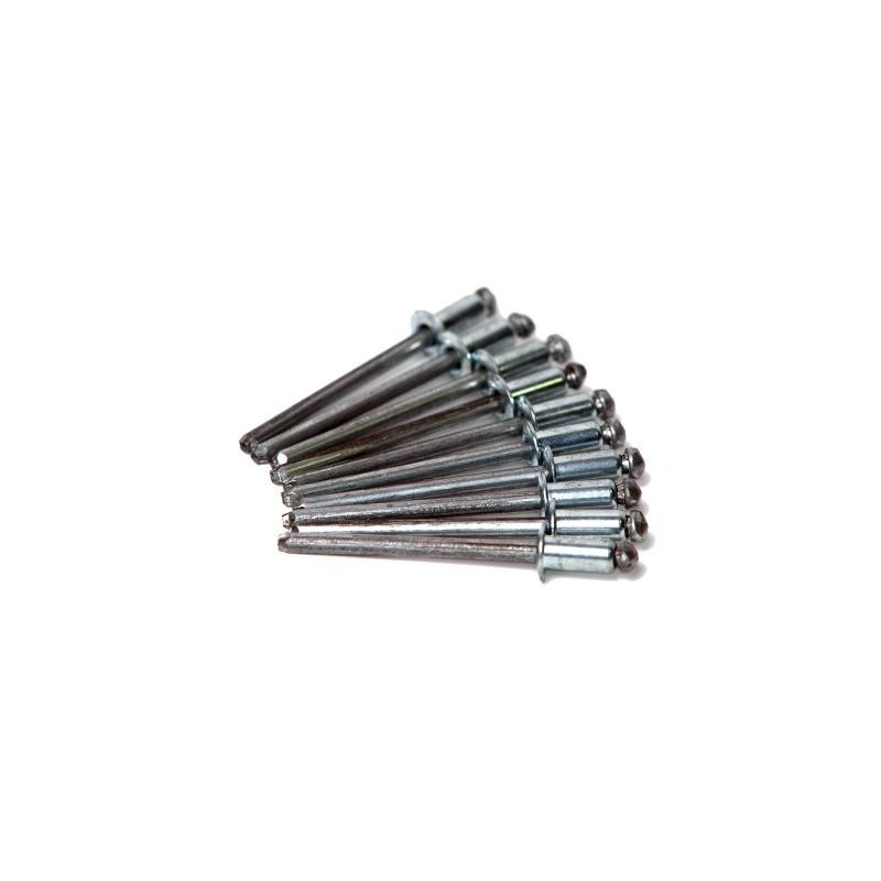 Monel Rivets prepack 10 pieces