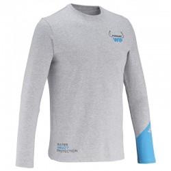 Forward WIP Long Sleeves Grey T-Shirt
