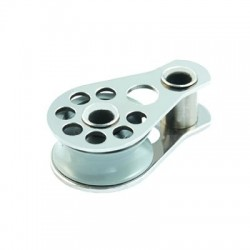 Allen 16mm cheek  Light weight plain bearing block