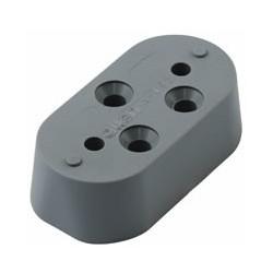Allen small cam cleat lifter 15mm high