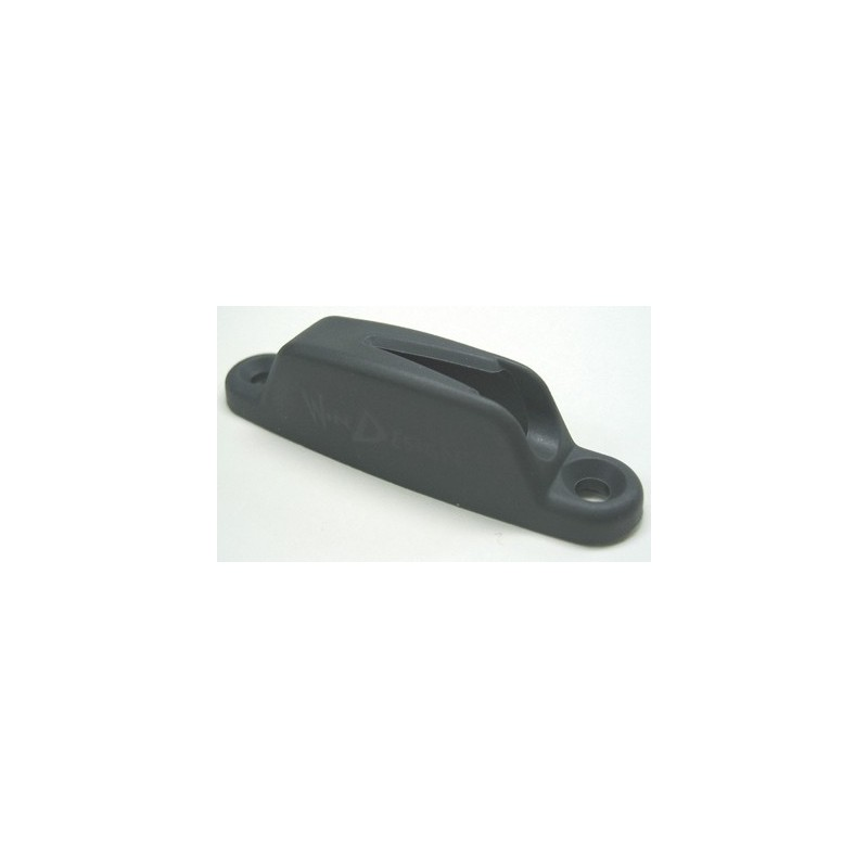 Optiparts GREY nylon V cleat for BLACKGOLD booms